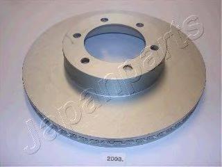 Тормозной диск JAPANPARTS DI-2003