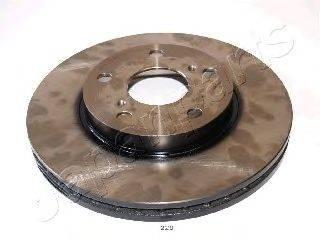 Тормозной диск JAPANPARTS DI-229