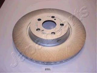 Тормозной диск JAPANPARTS DI-235