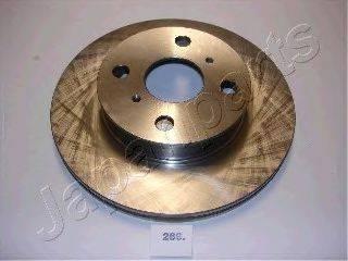 Тормозной диск JAPANPARTS DI-266