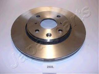 Тормозной диск JAPANPARTS DI-269