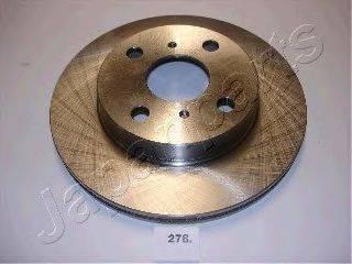 Тормозной диск JAPANPARTS DI-278