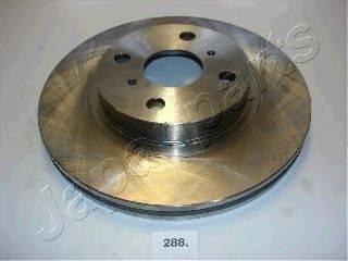 Тормозной диск JAPANPARTS DI-288