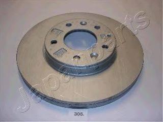Тормозной диск JAPANPARTS DI-305