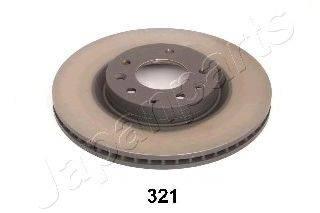 Тормозной диск JAPANPARTS DI-321