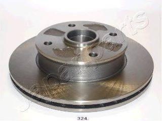 Тормозной диск JAPANPARTS DI-324