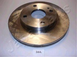 Тормозной диск JAPANPARTS DI-344