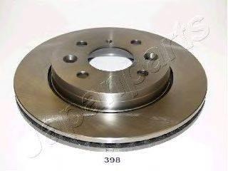 Тормозной диск JAPANPARTS DI-398