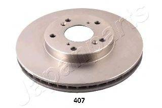 Тормозной диск JAPANPARTS DI-407