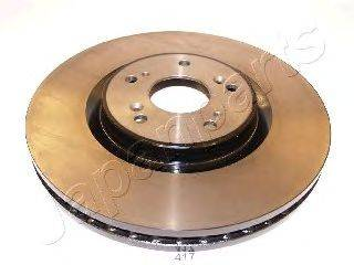 Тормозной диск JAPANPARTS DI-417