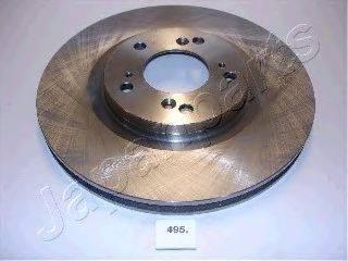 Тормозной диск JAPANPARTS DI-495