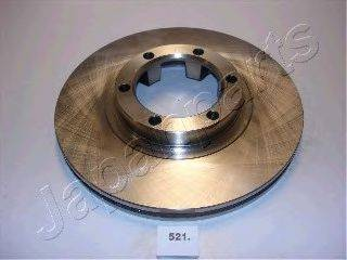 Тормозной диск JAPANPARTS DI-521