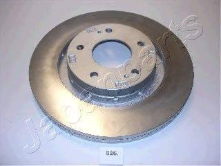 Тормозной диск JAPANPARTS DI-526