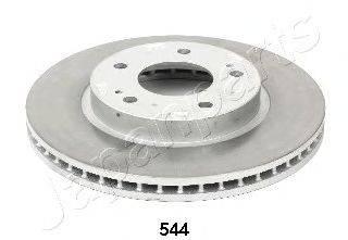 Тормозной диск JAPANPARTS DI-544