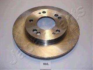 Тормозной диск JAPANPARTS DI-592