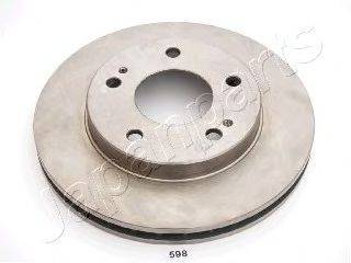 Тормозной диск JAPANPARTS DI-598