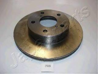 Тормозной диск JAPANPARTS DI-705