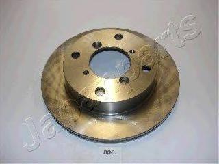 Тормозной диск JAPANPARTS DI-806