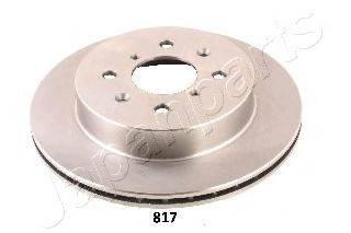 Тормозной диск JAPANPARTS DI-817