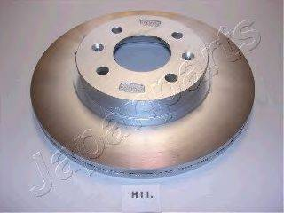 Тормозной диск JAPANPARTS DI-H11