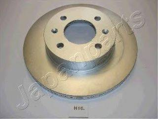 Тормозной диск JAPANPARTS DI-H16