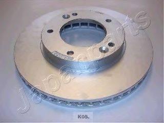 Тормозной диск JAPANPARTS DI-K05