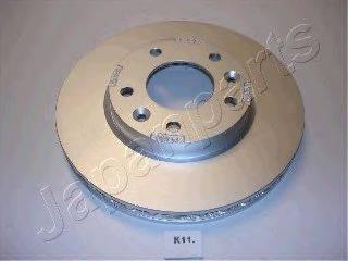 Тормозной диск JAPANPARTS DI-K11