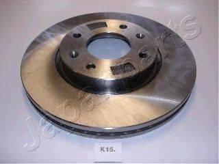 Тормозной диск JAPANPARTS DI-K15