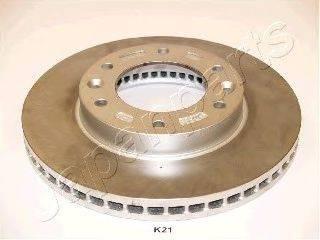 Тормозной диск JAPANPARTS DI-K21