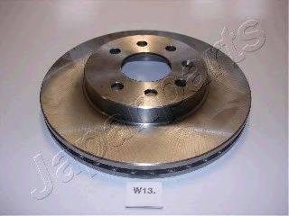 Тормозной диск JAPANPARTS DI-W13