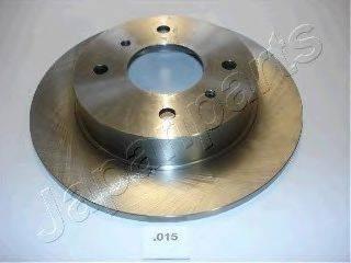 Тормозной диск JAPANPARTS DP-015