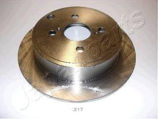 Тормозной диск JAPANPARTS DP-217