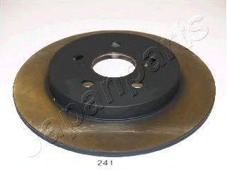 Тормозной диск JAPANPARTS DP-241