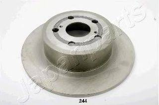 Тормозной диск JAPANPARTS DP-244
