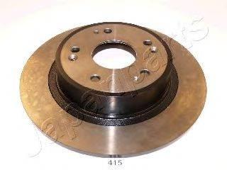 Тормозной диск JAPANPARTS DP-415