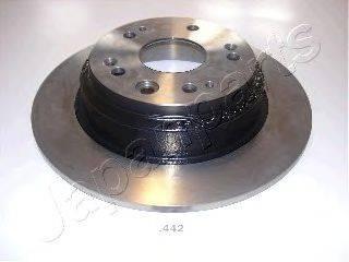 Тормозной диск JAPANPARTS DP-442