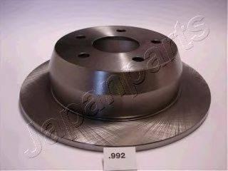Тормозной диск JAPANPARTS DP-992