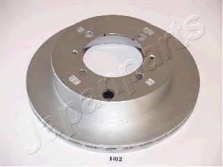 Тормозной диск JAPANPARTS DP-H02