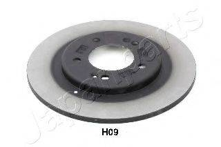 Тормозной диск JAPANPARTS DP-H09