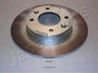 Тормозной диск JAPANPARTS DP-K08