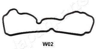 Прокладка, крышка головки цилиндра JAPANPARTS GP-W02