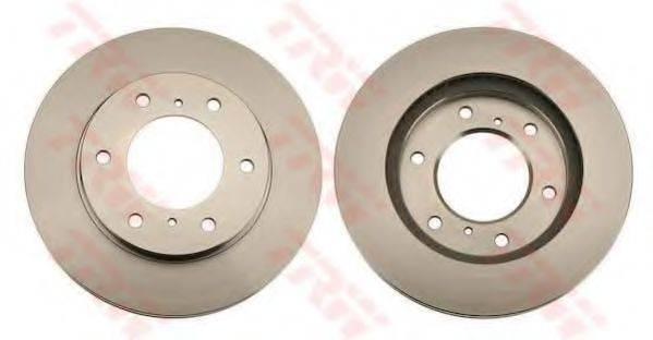 Тормозной диск TRW DF4920