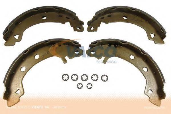 VAICO V460173 Комплект тормозных колодок