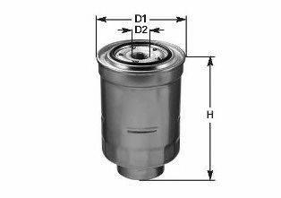 Топливный фильтр CLEAN FILTERS DN 898