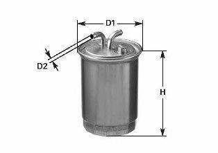 Топливный фильтр CLEAN FILTERS DN1907