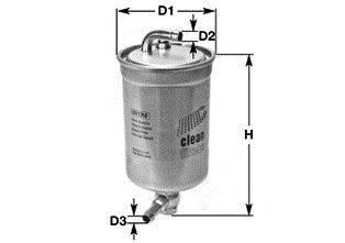 Топливный фильтр CLEAN FILTERS DN1950