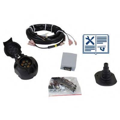 RAMEDER 107640 Комплект электрики, прицепное оборудование