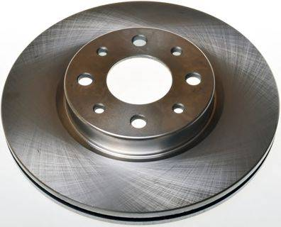 DENCKERMANN B130029 Тормозной диск