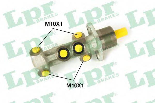 LPR 1869 Главный тормозной цилиндр
