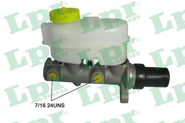 Главный тормозной цилиндр LPR 6034